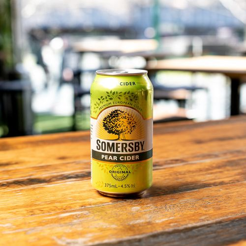 Somersby Pear Cider (Can)
