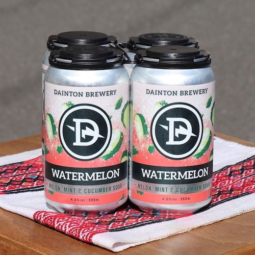 Dainton Melon Sour Four Pack