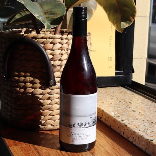 2018 Merricks Thompson's Lane Pinot Noir (Bottle)