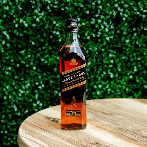 Johnnie Walker Black Scotch