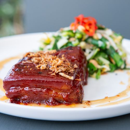 Sticky Pork Belly