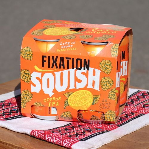 Fixation Squish Four Pack