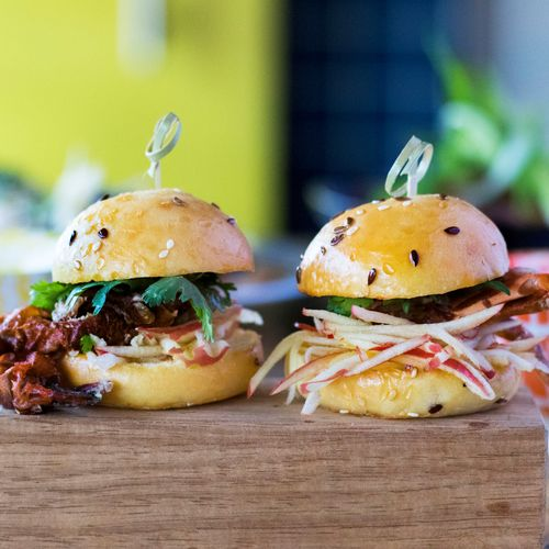 Soft Shell Crab Sliders