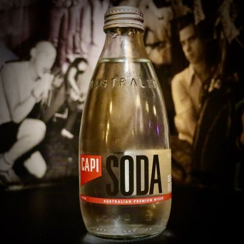 Capi Soda Water