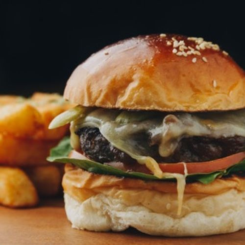 Blue Mountains Wagyu Burger