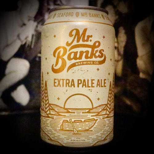 Mr Banks Extra Pale Ale 5% (singles)
