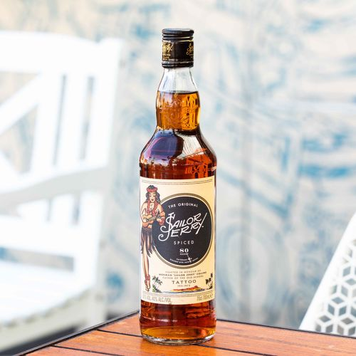 Sailor Jerry Spiced 40%
