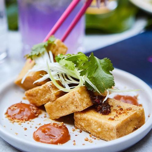 Spiced Tofu