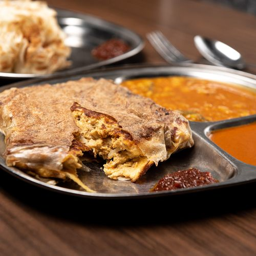Murtabak (chicken/lamb)