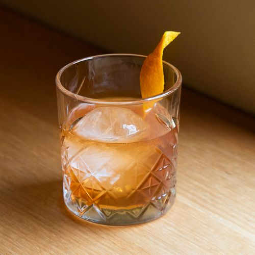 Border Old Fashioned