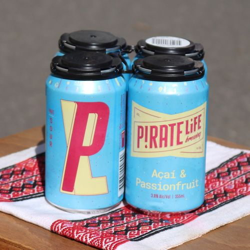 Pirate Life Sour Four Pack