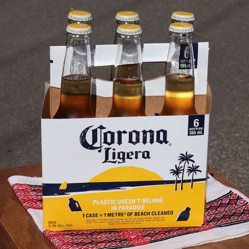 Corona Ligera Six Pack