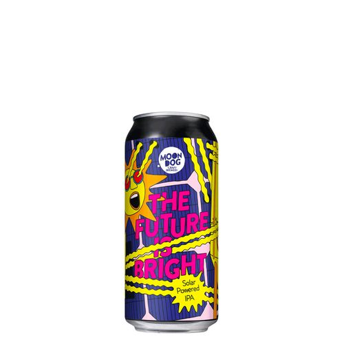 The Future Is Bright 440ml Can