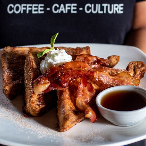 Bacon & Maple French Toast
