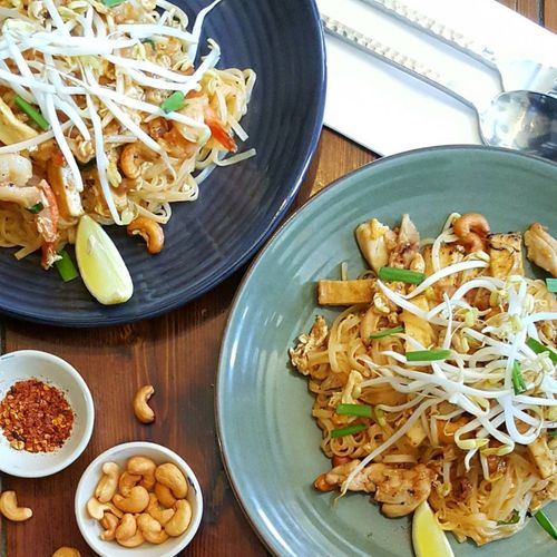 Pad Thai (Spicy)