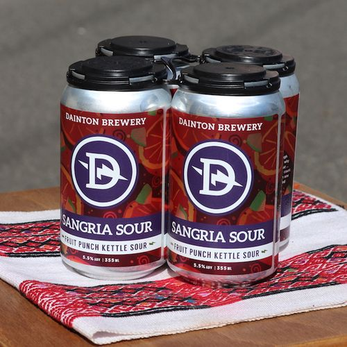 Dainton Sangria Sour Four Pack