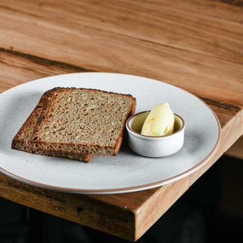 Toast With Condiment