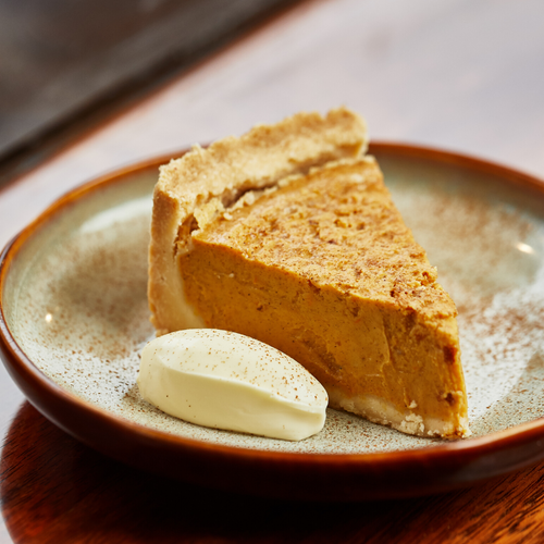 Housemade Pumpkin Pie