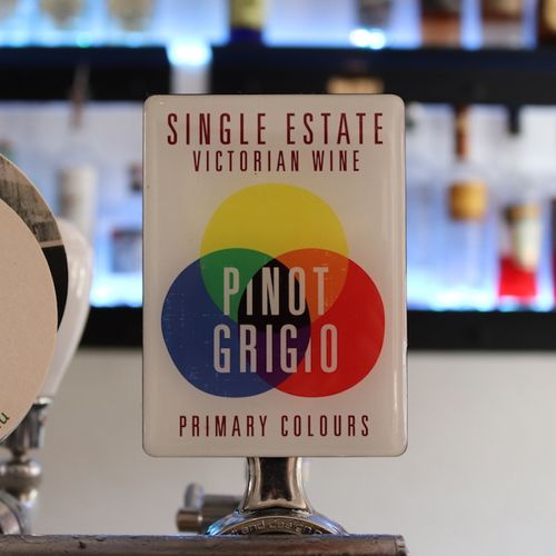 Primary Colours Pinot Grigio (Glass)