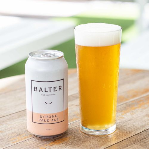 Balter 'Strong' Pale Ale (Can)